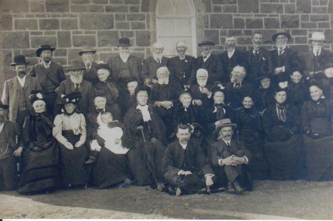 Byaduk Pioneers 1907