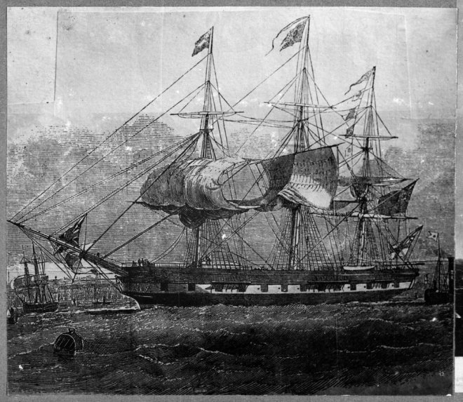 Marco Polo Brodie Collection, La Trobe Picture Collection, State Library of Victoria.