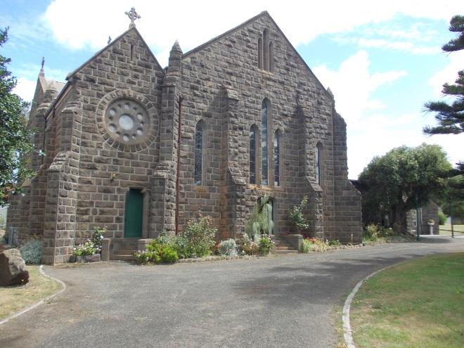 St Stephens Church Portland