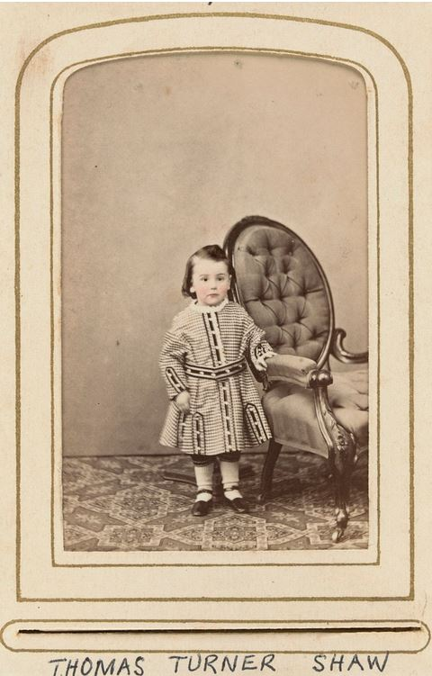 THOMAS TURNER SHAW c1866.  Image courtesy of the State Library of Victoria.  Image no. H2013.172/23 http://handle.slv.vic.gov.au/10381/235471