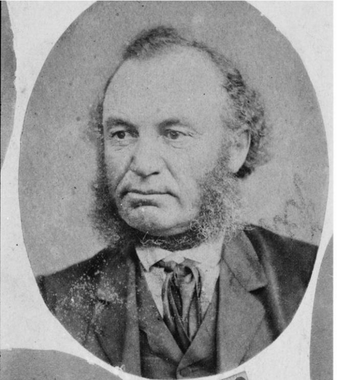 JOHN LANG CURRIE 1872. Image courtesy of the State Library of Victoria http://handle.slv.vic.gov.au/10381/18219