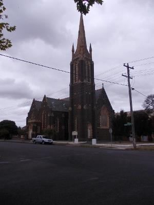 ST. ANDREWS PRESBYTERIAN CHURCH, HAMILTON