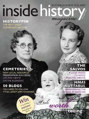 Inside History Issue 10 Cover
