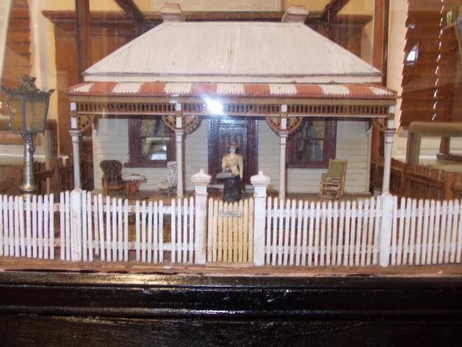 A MODEL BY JOSEPH HENRY PORTER.