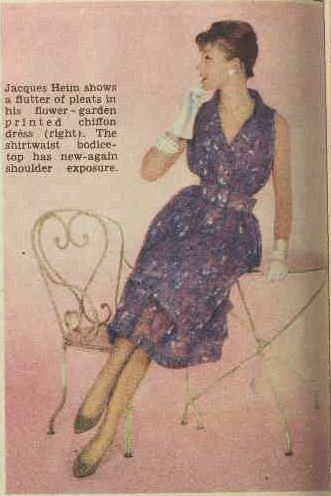 (1960, August 10). The Australian Women's Weekly (1933 - 1982), p. 6. Retrieved September 6, 2012, from http://nla.gov.au/nla.news-page4822604