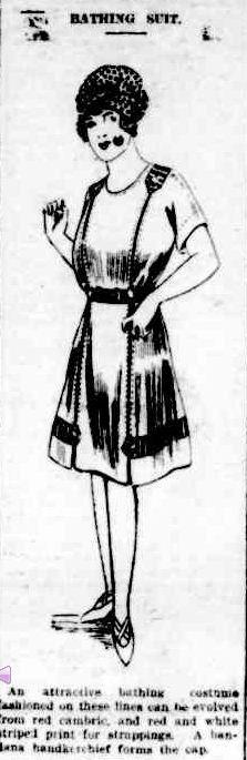 THE LADIES' COLUMN. (1913, January 21). West Gippsland Gazette (Warragul, Vic. : 1898 - 1930) , p. 5 Edition: MORNING.. Retrieved November 29, 2012, from http://nla.gov.au/nla.news-article68662168