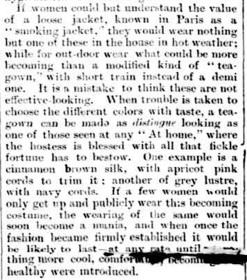 OUR LADIES' COLUMN. (1892, January 2). Williamstown Chronicle (Vic. : 1856 - 1954), p. 4. Retrieved December 2, 2012, from http://nla.gov.au/nla.news-article68595885