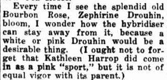 Are We To Have More Fragrant Roses. (1930, September 5). Advertiser (Hurstbridge, Vic. : 1922 - 1939), p. 8. Retrieved March 12, 2013, from http://nla.gov.au/nla.news-article57763452