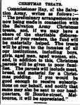 CHRISTMAS TREATS. (1920, December 9). Portland Guardian (Vic. : 1876 - 1953), p. 2 Edition: EVENING.. Retrieved December 12, 2012, from http://nla.gov.au/nla.news-article64022893