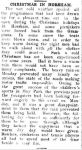 CHRISTMAS IN HORSHAM. (1922, December 29). The Horsham Times (Vic. : 1882 - 1954), p. 4. Retrieved December 12, 2012, from http://nla.gov.au/nla.news-article72742806