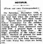 HOTSPUR. (1929, January 3). Portland Guardian (Vic. : 1876 - 1953), p. 2 Edition: EVENING. Retrieved December 13, 2012, from http://nla.gov.au/nla.news-article64268065