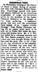 CHRISTMAS TREE. (1925, December 18). The Horsham Times (Vic. : 1882 - 1954), p. 6. Retrieved December 12, 2012, from http://nla.gov.au/nla.news-article73011596