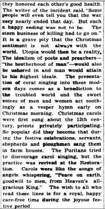 The Horsham Times. (1938, December 23). The Horsham Times (Vic. : 1882 - 1954), p. 4. Retrieved December 15, 2012, from http://nla.gov.au/nla.news-article73186642