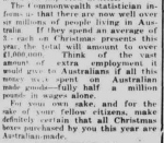 CHRISTMAS GIFTS. (1934, December 6). Portland Guardian (Vic. : 1876 - 1953), p. 3 Edition: EVENING.. Retrieved December 15, 2012, from http://nla.gov.au/nla.news-article64287561