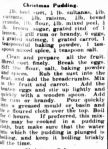 CHRISTMAS DISHES. (1934, December 6). Portland Guardian (Vic. : 1876 - 1953), p. 3 Edition: EVENING.. Retrieved December 15, 2012, from http://nla.gov.au/nla.news-article64287556