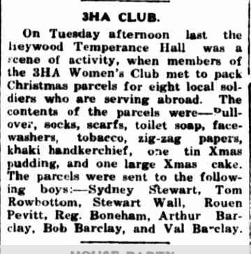 3HA CLUB. (1940, August 29). Portland Guardian (Vic. : 1876 - 1953), p. 3 Edition: EVENING. Retrieved December 18, 2012, from http://nla.gov.au/nla.news-article64397250