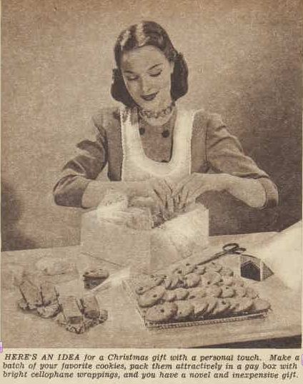 Our cookery book will make a wonderful Christmas gift. (1948, December 4). The Australian Women's Weekly (1933 - 1982), p. 34. Retrieved December 20, 2012, from http://nla.gov.au/nla.news-article51389595