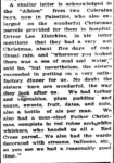 LETTER FROM OVERSEAS. (1942, February 2). Portland Guardian (Vic. : 1876 - 1953), p. 3 Edition: EVENING. Retrieved December 19, 2012, from http://nla.gov.au/nla.news-article64378749