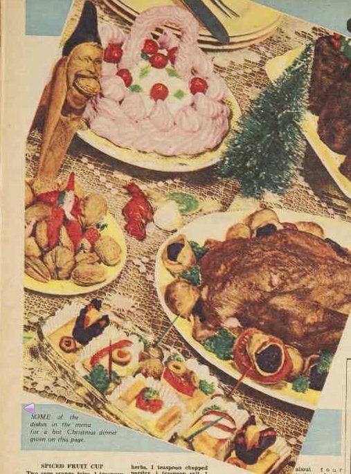 CHRISTMAS DINNER. (1940, December 21). The Australian Women's Weekly (1933 - 1982), p. 37 Section: The Homemaker. Retrieved December 19, 2012, from http://nla.gov.au/nla.news-article47244840