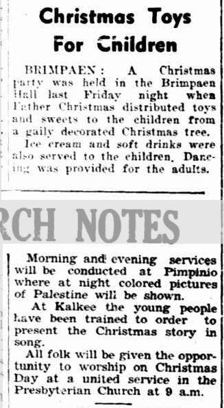 Christmas Toys For Children. (1950, December 22). The Horsham Times (Vic. : 1882 - 1954), p. 7. Retrieved December 21, 2012, from http://nla.gov.au/nla.news-article72763523