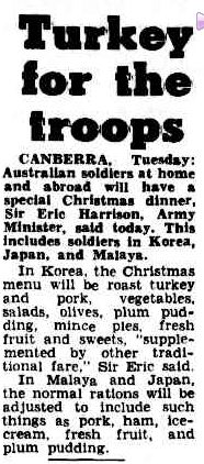 THERE'LL BE SCORES OF CHRISTMAS BABES JOY FOR SOME —AND TEARS. (1955, December 21). The Argus (Melbourne, Vic. : 1848 - 1956), p. 3. Retrieved December 21, 2012, from http://nla.gov.au/nla.news-article71787632