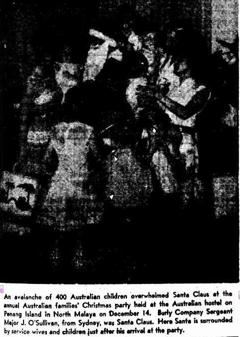 SANTA CLAUS IN MALAYA. (1957, December 24). The Canberra Times (ACT : 1926 - 1995), p. 5. Retrieved December 23, 2012, from http://nla.gov.au/nla.news-article91253618