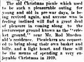 WAIL WEST. (1919, December 19). The Horsham Times (Vic. : 1882 - 1954), p. 5. Retrieved December 9, 2012, from http://nla.gov.au/nla.news-article73188080