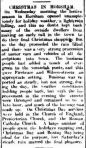 CHRISTMAS IN HORSHAM. (1919, December 30). The Horsham Times (Vic. : 1882 - 1954), p. 4. Retrieved December 9, 2012, from http://nla.gov.au/nla.news-article73188311
