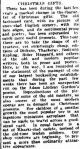 OUR MELBOURNE LETTER. (1912, November 29). The Colac Herald (Vic. : 1875 - 1918), p. 3. Retrieved December 9, 2012, from http://nla.gov.au/nla.news-article87619896