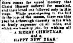 Casterton News. (1918, December 23). The Casterton News and the Merino and Sandford Record (Vic. : 1914 - 1918), p. 2 Edition: Bi-Weekly.. Retrieved December 10, 2012, from http://nla.gov.au/nla.news-article74222949