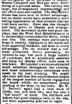THE HOLIDAYS. (1911, December 29). Portland Guardian (Vic. : 1876 - 1953), p. 3 Edition: EVENING. Retrieved December 9, 2012, from http://nla.gov.au/nla.news-article63982899