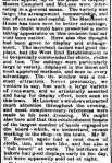 THE HOLIDAYS. (1911, December 29). Portland Guardian (Vic. : 1876 - 1953), p. 3 Edition: EVENING. Retrieved December 9, 2012, from http://nla.gov.au/nla.news-article63982899