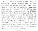 THE EDITOR'S POST-BAG. (1938, February 12). The Argus (Melbourne, Vic. : 1848 - 1956), p. 18 Supplement: The Argus Week-end Magazine. Retrieved December 17, 2012, from http://nla.gov.au/nla.news-article11148112