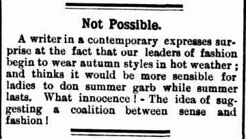 Not Possible. (1886, April 23). The Colac Herald (Vic. : 1875 - 1918), p. 2 Supplement: Supplement to the Colac Herald. Retrieved February 25, 2013, from http://nla.gov.au/nla.news-article90352809