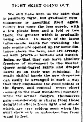 OR WIVES AND DAUGHTERS. (1914, April 1). The Colac Herald (Vic. : 1875 - 1918), p. 3. Retrieved February 27, 2013, from http://nla.gov.au/nla.news-article74224403