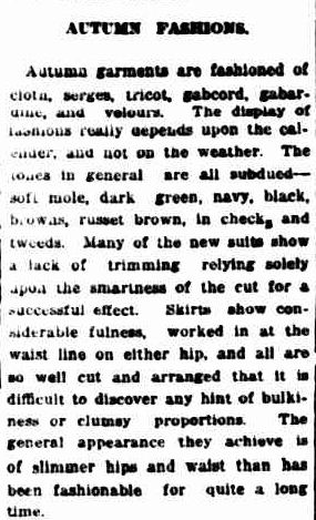 WAR-TIME JEWELLERY. (1917, April 4). The Colac Herald (Vic. : 1875 - 1918), p. 5. Retrieved February 27, 2013, from http://nla.gov.au/nla.news-article74520158