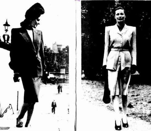 FASHIONS FOR THE AUTUMN. (1947, February 19). The Argus (Melbourne, Vic. : 1848 - 1956), p. 4 Supplement: Woman's Magazine. Retrieved February 28, 2013, from http://nla.gov.au/nla.news-article22409723