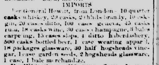 SHIPPING INTELLIGENCE. (1856, October 13). Portland Guardian and Normanby General Advertiser (Vic. : 1842 - 1876), p. 2 Edition: EVENING.. Retrieved February 10, 2013, from http://nla.gov.au/nla.news-article64567020