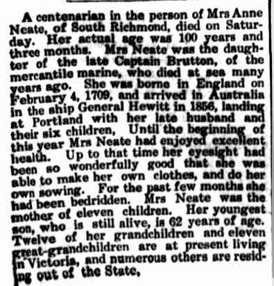 No Title. (1909, May 19). Portland Guardian (Vic. : 1876 - 1953), p. 3 Edition: EVENING. Retrieved February 17, 2013, from http://nla.gov.au/nla.news-article63988049