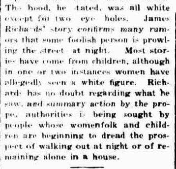 Hamilton's Ghost Walks. (1941, July 21). Portland Guardian (Vic. : 1876 - 1953), p. 2 Edition: EVENING. Retrieved February 18, 2013, from http://nla.gov.au/nla.news-article64401002