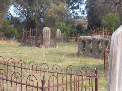 OLD PORTLAND CEMETERY