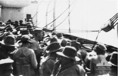 Men of 11 Platton 21st Battalion C Company IMAGE COURTESy of the Australian War Memorial.  ID No. A00746 http://www.awm.gov.au/collection/A00746/