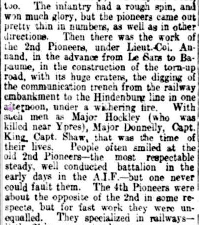 AUSTRALIAN ENGINEERS AND PIONEERS. (1919, May 16). The Register (Adelaide, SA : 1901 - 1929), p. 7. Retrieved April 24, 2013, from http://nla.gov.au/nla.news-article62198709
