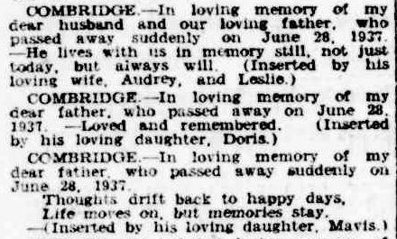 (1943, June 28). The Argus (Melbourne, Vic. : 1848 - 1957), p. 10. Retrieved April 25, 2013, from http://nla.gov.au/nla.news-page625813