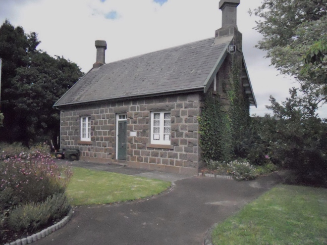 CURATOR'S COTTAGE