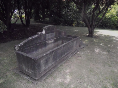 A BILLS HORSE TROUGH (Portland Gardens)