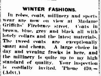 WINTER FASHIONS. (1934, May 1). The Horsham Times (Vic. : 1882 - 1954), p. 4. Retrieved May 31, 2013, from http://nla.gov.au/nla.news-article72582666