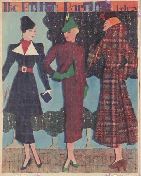 The Fashion Parade. (1937, March 6). The Australian Women's Weekly (1933 - 1982), p. 6. Retrieved May 31, 2013, from http://nla.gov.au/nla.news-article51587259