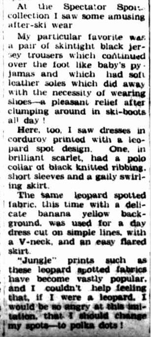 SUEDE COTTON IS EXCITING NEW TOP FASHION FABRIC. (1954, September 29). The Horsham Times (Vic. : 1882 - 1954), p. 2. Retrieved May 31, 2013, from http://nla.gov.au/nla.news-article74792605