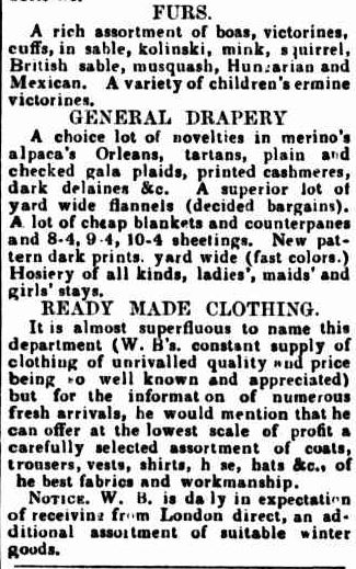 Advertising. (1851, May 20). Geelong Advertiser (Vic. : 1847 - 1851), p. 3 Edition: DAILY and MORNING. Retrieved May 22, 2013, from http://nla.gov.au/nla.news-article91914023